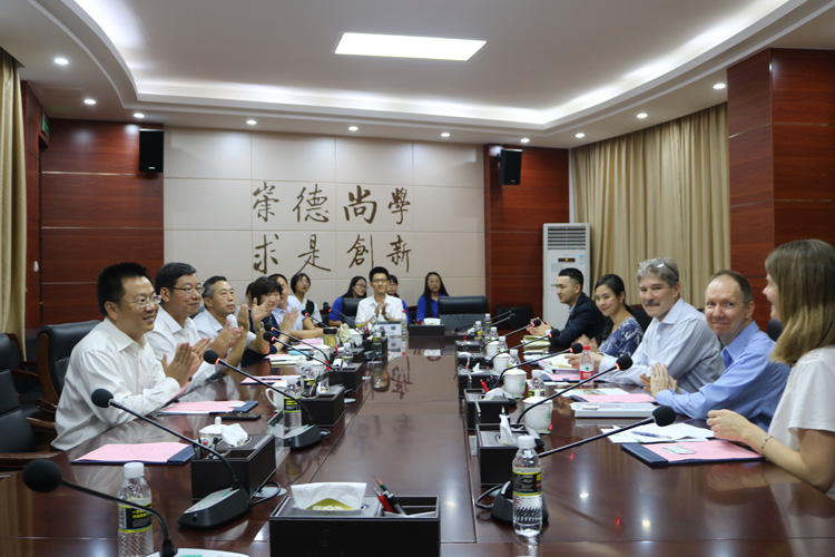 U.S.-China meeting to support sea turtle conservation